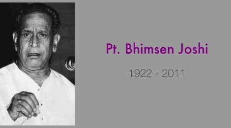 Meeting Bhimsen Joshi