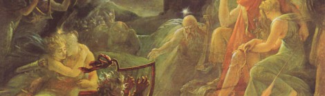 On Irish Mythology - 1
