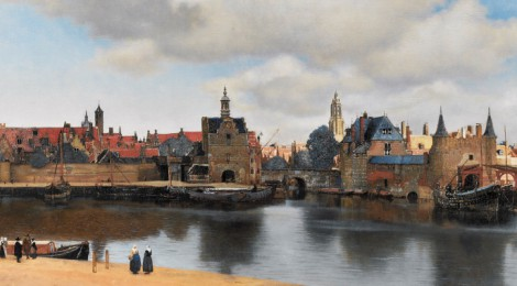 Vermeer's View of Delft