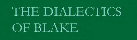 The Dialectics of Blake