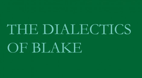 The Dialectics of Blake