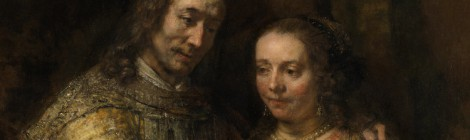Rembrandt's The Jewish Bride