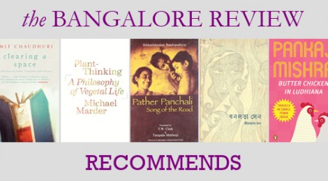 TBR Recommends - November 2013