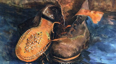 Vincent Van Gogh's Shoes